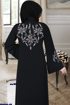 Picture of Abaya silk embroidery