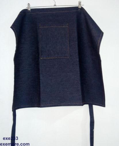 ابرون جينز بجيب - Apron jeans