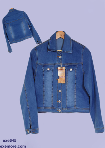 Picture of Women's jeans jacket