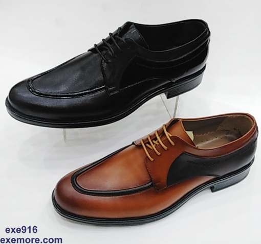 Picture of leather shoes