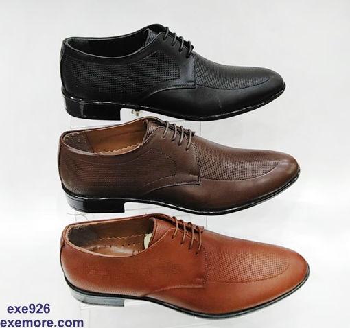 صورة حذاء جلد