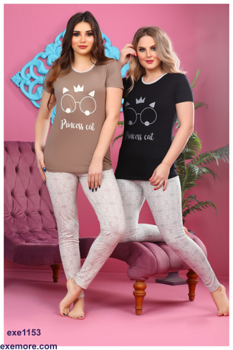 Picture of homewear pajamas for girls