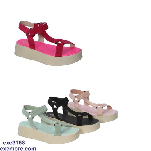 Picture of triangle sandal