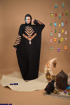 Picture of comfortable abaya
