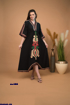 Picture of fabran cotton abaya