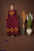 Picture of big size abaya