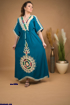 Picture of light abaya