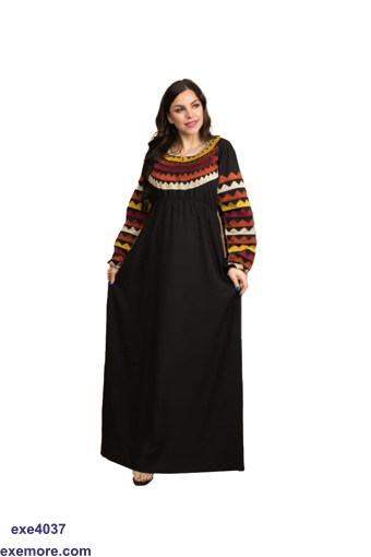 Picture of abaya cotton