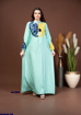 Picture of new design abaya