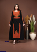 Picture of abaya crepe