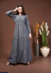 Picture of jeans abaya
