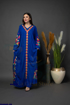 Picture of elegant abaya for home