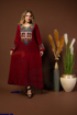 Picture of modern abaya