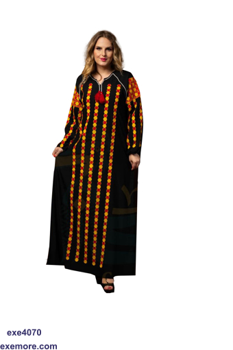 Picture of new collection abaya