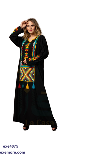 Picture of high recommended abaya