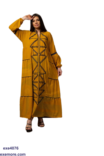 Picture of summer abaya