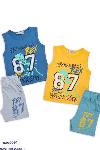 Wholesale  sleeveless  baby pajama