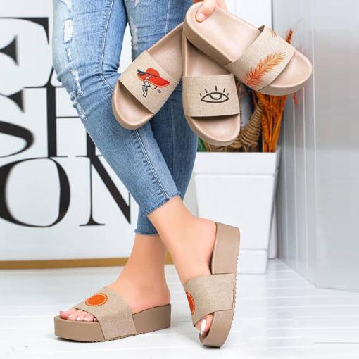 Wholesale  new prints slipper