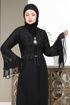 Wholesale  Abaya Silk in Tulle