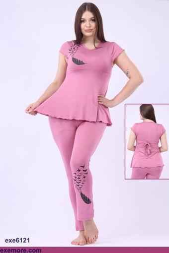 Wholesale  ruffle pajama