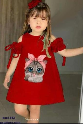مناي فستان للاطفال جملة