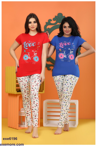Wholesale  Pajamas women cotton