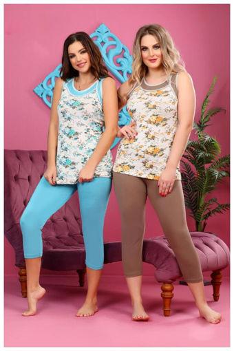 Wholesale  flowery pajama