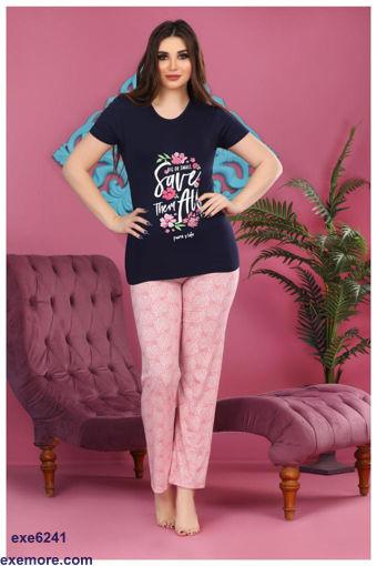 Wholesale  half sleeve pajama