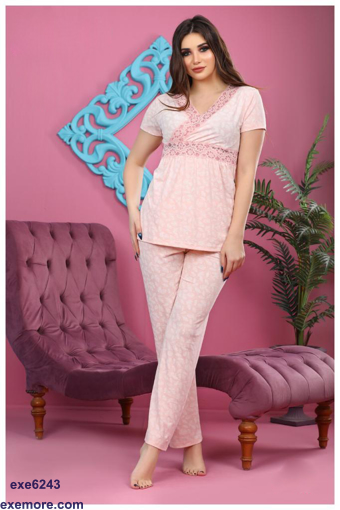 Wholesale  beautiful chic pajama