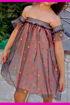 Wholesale  tulle  dress