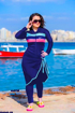 Wholesale  borkini swim suit