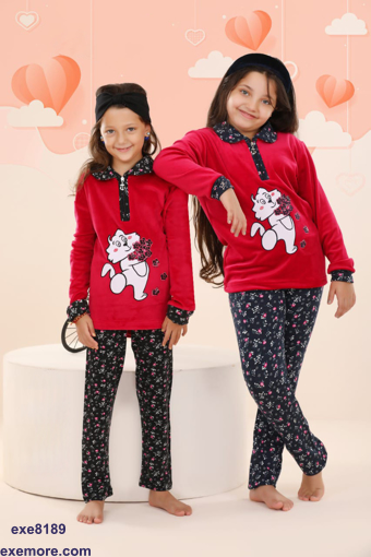Wholesale  winter girly pajamas for home
