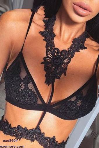 Wholesale  black lingerie for women