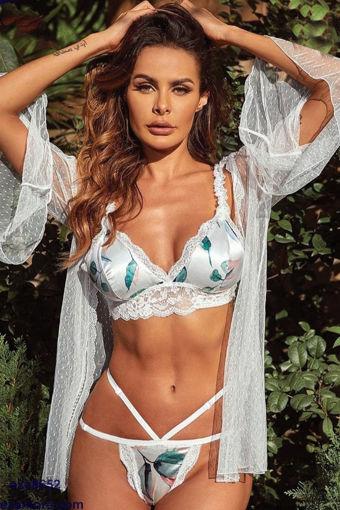 Wholesale  White bikini