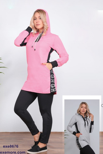 Wholesale  hooded winter girly pajamas