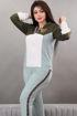 Wholesale  hooded girls pajama