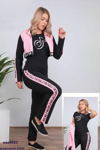 Wholesale  pink hooded winter girly pajama