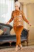 Wholesale  velvet tiger pajama