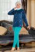 Wholesale  velvet butterfly pajama