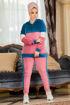 Wholesale  zipper pyjama (big size)
