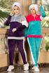 Wholesale  velvet pajama for winter (big size)
