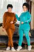 Wholesale  velvet pajama for girls big size)