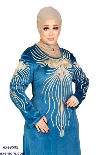 Wholesale  home wear abaya (big size)