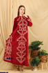 Wholesale  A wonderful style winter abaya for the home