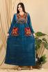 Wholesale  Winter abaya with pockets