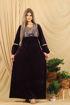 Wholesale  A distinctive modern winter abaya