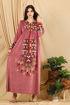 Wholesale   pharaonic abaya velvet