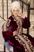 Wholesale  chic velvet jilbab