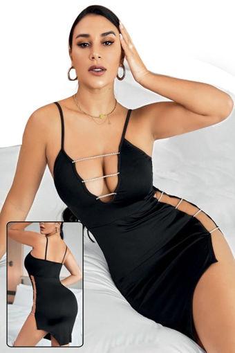 Wholesale  Beautiful black lingerie