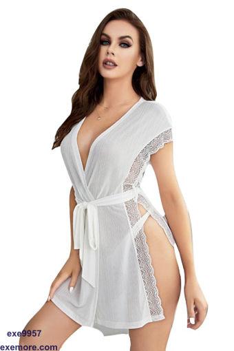 Wholesale  Beautiful white lingerie